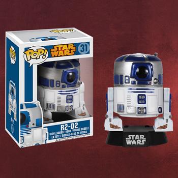 Star Wars - R2-D2 Mini-Figur