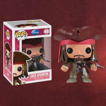 Fluch der Karibik - Jack Sparrow Mini-Figur