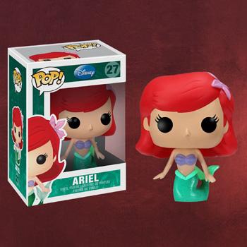 Arielle die Meerjungfrau Mini-Figur