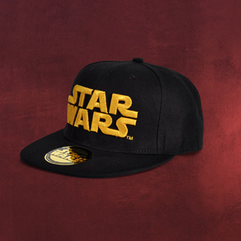 Star Wars - Golden Logo Basecap