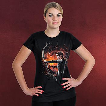 Tribute von Panem - Katniss T-Shirt