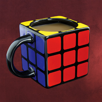 Rubiks Zauberw�rfel Tasse