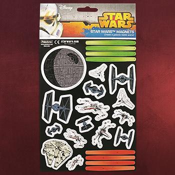 Star Wars Magnet-Set 8-tlg