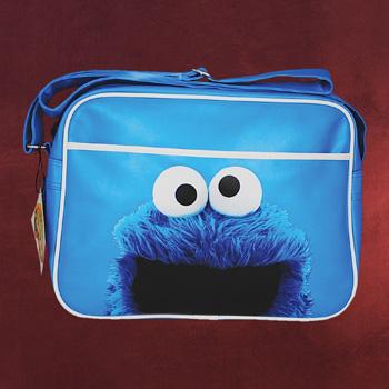 Sesamstra�e - Cookie Monster Tasche