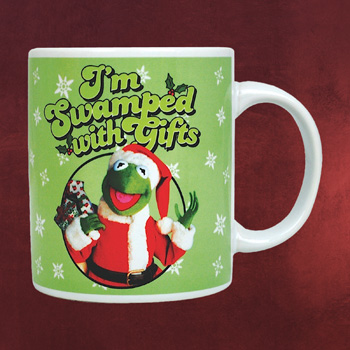 Muppets - Kermit Christmas Tasse