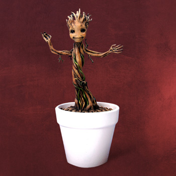 Guardians of the Galaxy - Baby Groot Figur 18 cm