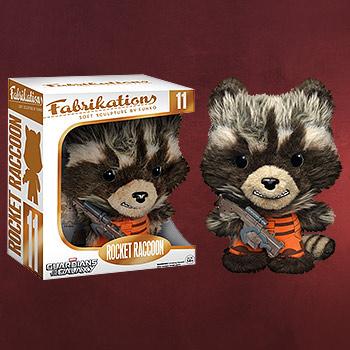 Guardians of the Galaxy - Rocket Raccoon Plüschfigur 15 cm