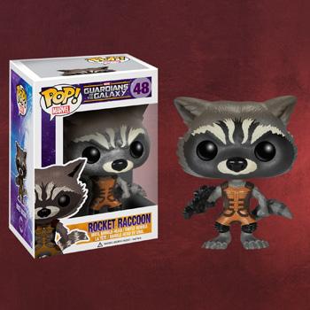 Guardians of the Galaxy - Rocket Raccoon Mini-Figur