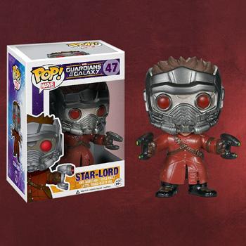 Guardians of the Galaxy - Star-Lord Wackelkopf-Figur