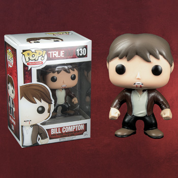True Blood - Bill Compton Mini-Figur