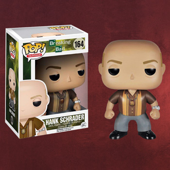 Breaking Bad - Hank Schrader Mini-Figur