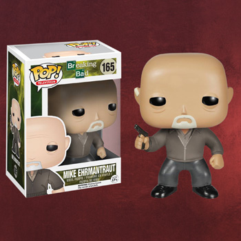 Breaking Bad - Mike Ehrmantraut Mini-Figur