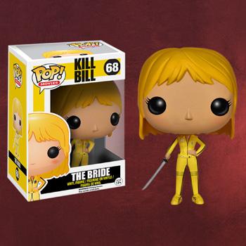 Kill Bill - Die Braut Beatrix Kiddo Mini-Figur