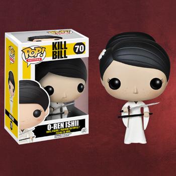 Kill Bill - O-Ren Ishii Mini-Figur