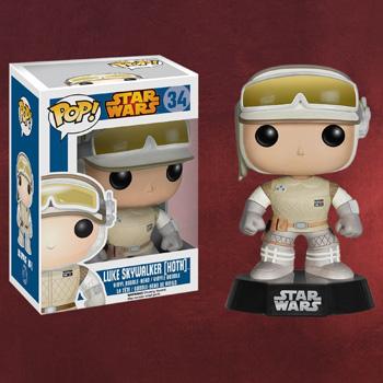 Star Wars - Luke Skywalker Mini-Figur
