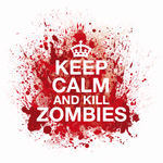 Kill Zombies T-Shirt