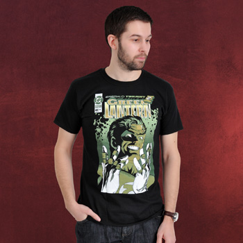 Green Lantern - Face T-Shirt