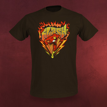 Flash - Flames T-Shirt