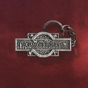 Game of Thrones - Logo Schl�sselanh�nger