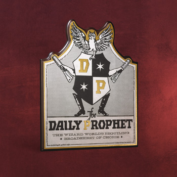 Harry Potter - Daily Prophet Wandbild