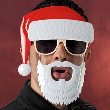 Fun Brille Nikolaus