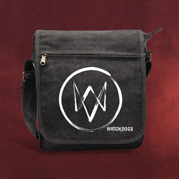 Watch Dogs - Logo Tasche
