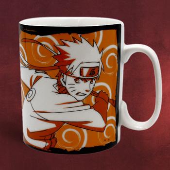 Naruto Shippuden - Naruto und Sasuke Tasse