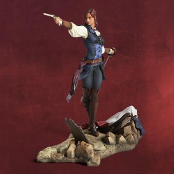 Assassins Creed - �lise de la Serre Statue mit digitalen Inhalten