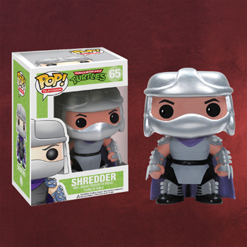 Teenage Mutant Ninja Turtles - Shredder Mini-Figur