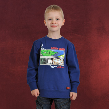 LEGO Star Wars - Yoda Chronicles Sweatshirt f�r Kinder blau