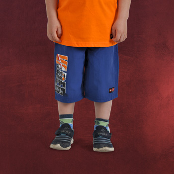 LEGO Star Wars - Vader Bade Shorts f�r Kinder blau