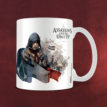Assassin�s Creed - Unity Tricolor Tasse