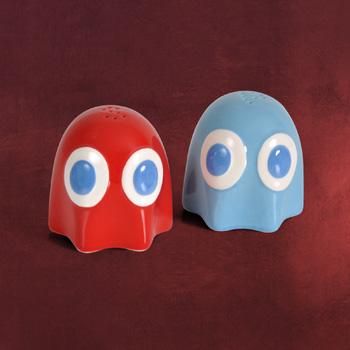 Pac-Man Salz & Pfefferstreuer