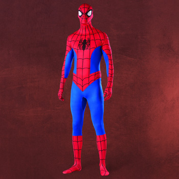 Spider-Man - Marvel Overall Kost�m