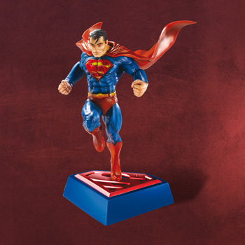 Superman Comic Statue