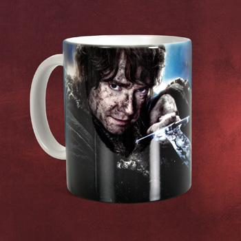 Der Hobbit - Bilbo mit Stich Tasse