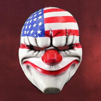 Payday 2 - Dallas Maske