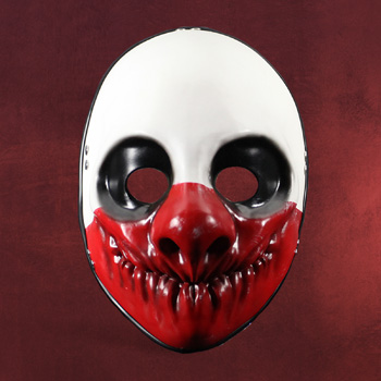 Payday 2 - Wolf Maske