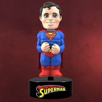 Superman - DC Comics Solar Wackelfigur