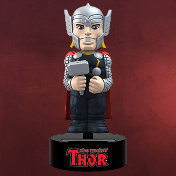 Thor - Marvel Comics Solar Wackelfigur