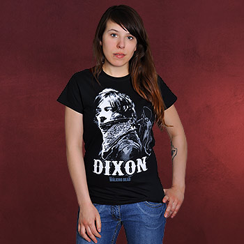 Walking Dead - Dixon Girlie Shirt