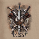 Der Hobbit - Battle of 5 Armies T-Shirt