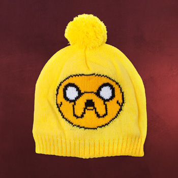 Adventure Time - Jake Mütze mit Bommel