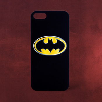 Batman - Logo iPhone 5 Schale