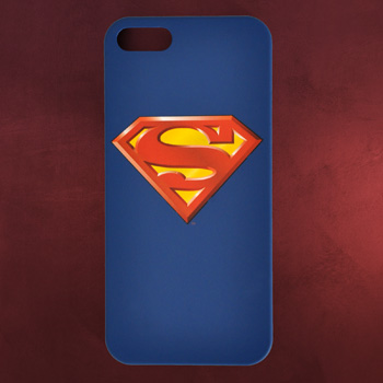 Superman - Logo iPhone 5 Schale