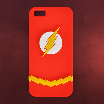 Flash - Logo iPhone 5 Schale
