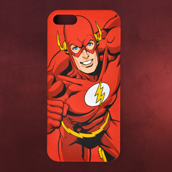 Flash - Comic iPhone 5 Schale