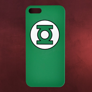 Green Lantern - Logo iPhone 5 Schale