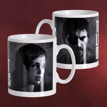 The Last of Us - Joel und Ellie Tasse
