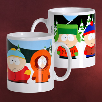 South Park - Character Tasse